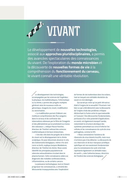 Rapport_CNRS2017_Vivant 1