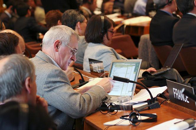 GIEC, Reunion intergouvernementale du Groupe d'experts sur l'evolution du climat
